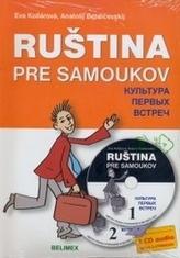 Ruština pre samoukov + 2 CD