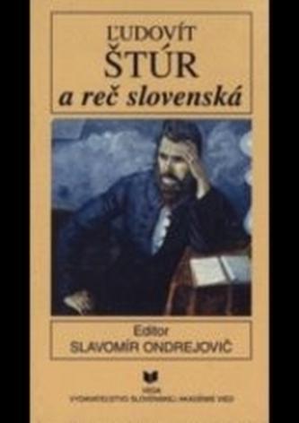 Ľudovít Štúr a reč slovenská