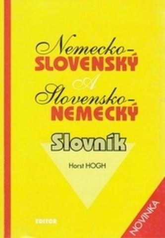 Nemecko-slovenský a slovensko-nemecký slovník pre školy a prax