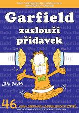 Garfield zaslouží přídavek (č. 46)