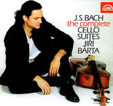 Cello suites - Jiří Bárta - 2CD