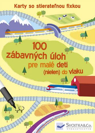 1000 zábavných úloh pre malé deti (nielen) do vlaku
