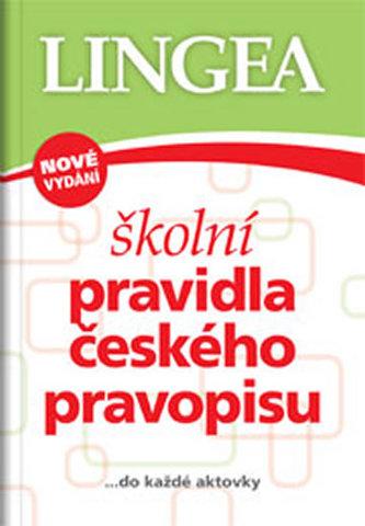 Školní pravidla českého pravopisu - neuveden