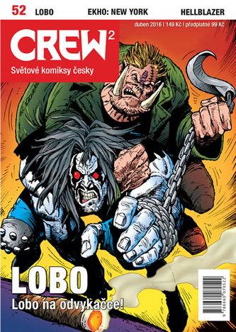 Crew2 - Comicsový magazín 52/2016
