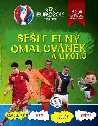 EURO 2016 – knížka aktivit