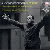 Antonio Pedrotti in Prague - 3CD