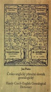 Česko-anglický příruční slovník genealogický