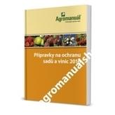 Přípravky na ochranu sadů a vinic 2016