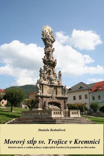 Morový stĺp sv. Trojice v Kremnici