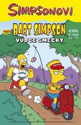 Simpsonovi - Bart Simpson 4/2016 - Vůdce smečky