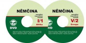 Němčina DVD - sada 10ks