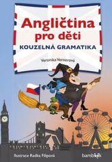 Angličtina pro děti Kouzelná gramatika