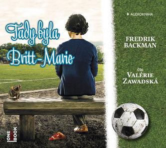 Tady byla Britt-Marie - CDmp3 - Fredrik Backman