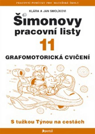 Šimonovy pracovní listy 11 - Klára Smolíková