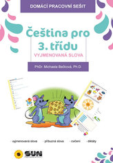 Čeština pro 3. třídu - Vyjmenovaná slova