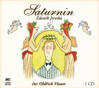 Saturnin (audiokniha) - Zdeněk Jirotka