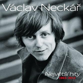 Václav Neckář - Největší hity 1965-2013 - CD - Václav Neckář