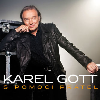 Karel Gott - S pomocí přátel CD - Karel Gott