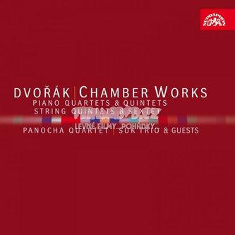Klavírní kvartety a kvintety, Smyčcové kvintety a Sextet - 4CD