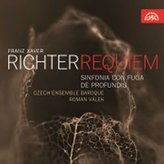 Requiem - Richter František Xaver - CD