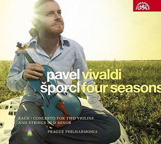 Čtvero ročních dob - Šporcl P. - CD