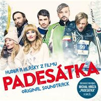 Padesátka - Original Soundtrack - CD - Různí interpreti