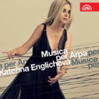 Musica per arpa - CD