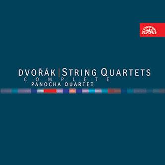 Souborné vydání smyčcových kvartetů - 8CD