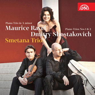 Klavírní tria - CD