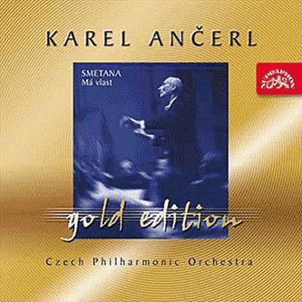 Gold Edition 1 Smetana - Má vlast - CD