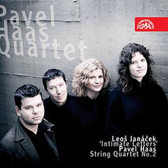 Smyčcové kvartety - Janáček - CD - Leoš Janáček