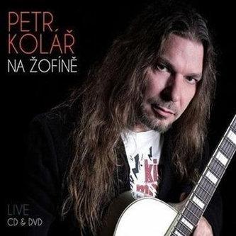 Petr Kolář LIVE - CD+DVD - Kolář Petr
