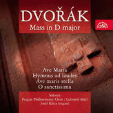 Mše D dur, Ave Maria, Hymnus - CD