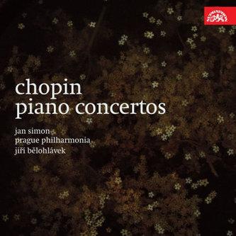 Klavírní koncerty - CD