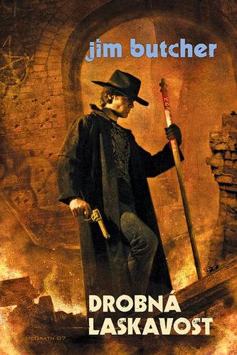 Harry Dresden 10 - Drobná laskavost - Jim Butcher