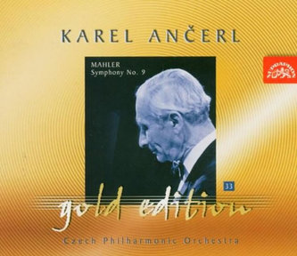Gold Edition 33 Mahler - Symfonie č. 9 D dur - CD