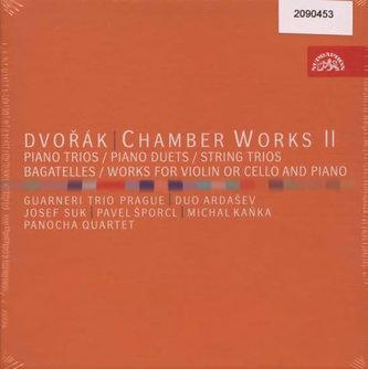 Komorní dílo II - 7CD - Dvořák Antonín