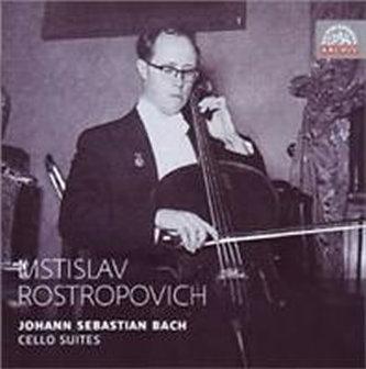 Suity pro violoncello (komplet) - 2CD