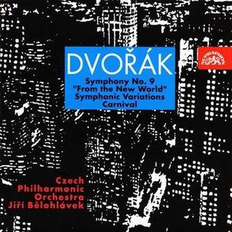 Symfonie č. 9 -Z Nového světa - CD
