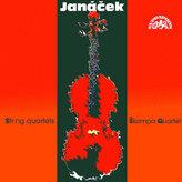 Smyčcové kvartety č. 1, 2 - Janáček - CD