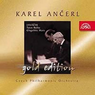Gold Edition 7 - Janáček -CD - Leoš Janáček