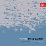 Smyčcové kvartety - komplet - 3CD