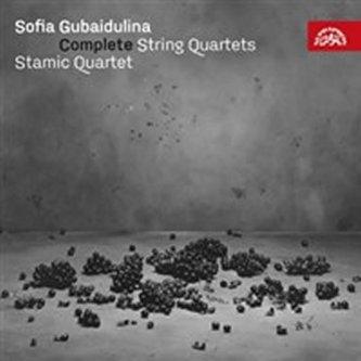 Gubajdulina: Smyčcové kvartety - komplet - CD - Různí interpreti