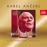 Gold Edition 14 - Stravinsky - Oidipus Rex, Žalmová symfonie - CD