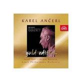 Gold Edition 31 - Brahms - Dvojkoncert a moll, op. 102, Symfonie č. 2 - CD