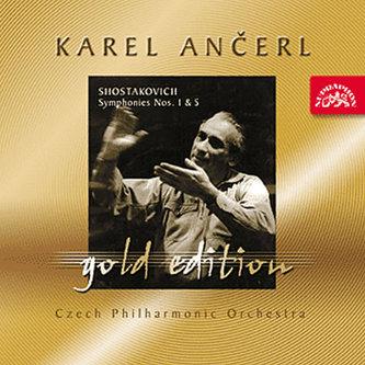 Gold Edition 39 - Šostakovič - CD