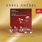 Gold Edition 6 Mahler: Symfonie č. 1 / Strauss : Enšpíglova šibalství