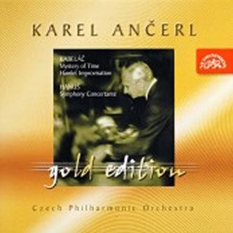 Gold Edition 11 - Kabeláč: Mysterium času - Hamletovská improvizace / Hanuš : Koncertantní symfonie - CD