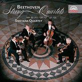 Smyčcové kvartety - Beethoven -3CD