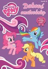 My Little Pony - Duhové omalovánky